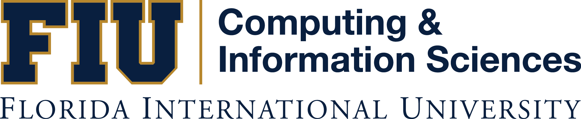 FIU School of Computing and Information Sciences Logo